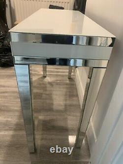 Beautify Glasses mirror Dressing Table New