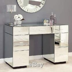 Dunelm Venetian Mirrored Dressing Table brand new RRP £399