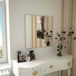 Large Round Wall Mirror Modern Dressing Hallway Bedroom Home Decor Living 8 Size