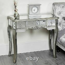 Mirror bedroom Dressing Table bedside cabinet console Dresser French