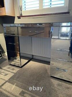 NEXT Mirrored Dressing Table