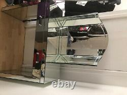 Next Dressing Table Set with Mirror Very Good Condition