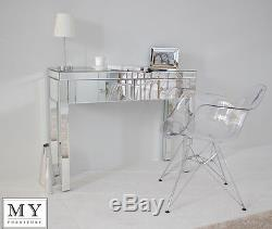 Luxe Console / Mirrored Dressing Table 4 Pieds