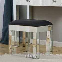 Miroir Chambre Dressing Table Stool Bedside Table Armoire Console Dresser Glass