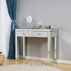 Miroir Console En Verre Dressing Table Venetian Bedroom Hallway Mobilier De La Maison