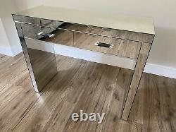 Table D'habillage/console Miroir Suivante