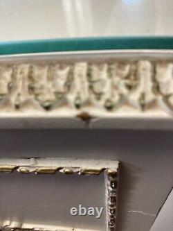Vintage Français Louis Style Dressing Table Triptic Mirror Protective Glass &stool Vintage Français Louis Style Dressing Table Triptic Mirror Protective Glass &stool Vintage Français Louis Style Dressing Table Triptic Mirror Protective Glass &stool Vintage